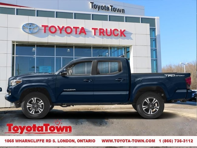 565eea30bbd5ae 2019 Toyota Tacoma TRD Off Road V6 Truck Double Cab
