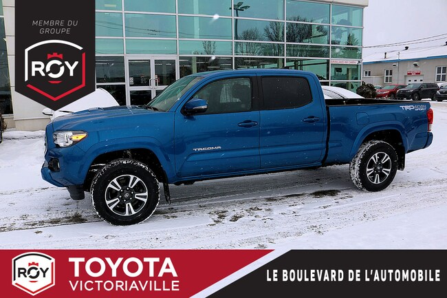2017 Toyota Tacoma TRD 4X4  GPS, Toit..... Camion cabine double