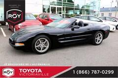 2003 Chevrolet Corvette  Excellent rapport prix/performance Décapotable ou cabriolet