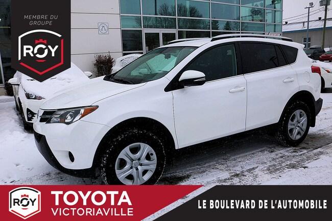 2015 Toyota RAV4 LE AWD  Financement Avantageux ! VUS