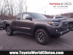 New 2021 Toyota Tacoma TRD Off Road V6 Truck Access Cab for Sale in Clinton, NJ