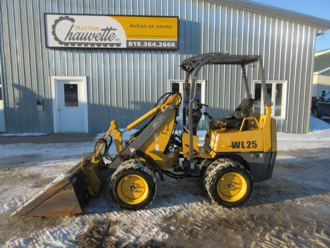 2014 AMI Forway WL-25 Loader Chargeur sur roues