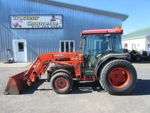 Used 2005 Kubota B21 Tracteur Pépine For Sale at Tracteur