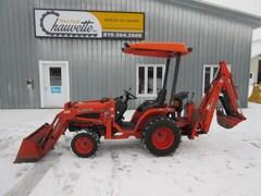 2006 Kubota B-7510 Tracteur Loader Backoe
