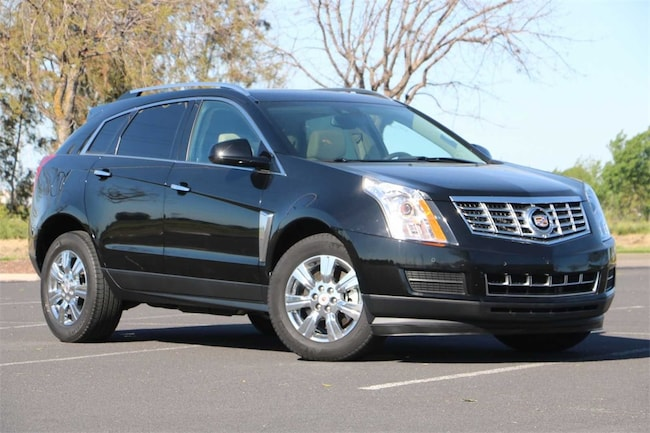 2016 Cadillac Crossover >> Used 2016 Cadillac Srx For Sale Tracy Chevrolet Ca Vin