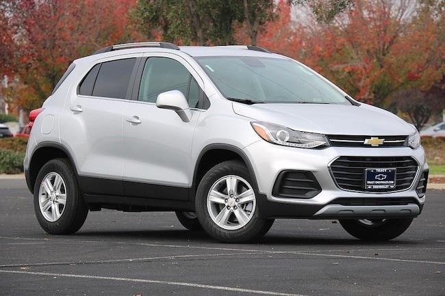 New 2019 Chevrolet Trax For Sale Tracy Ca Vinkl7cjpsb2kb761800