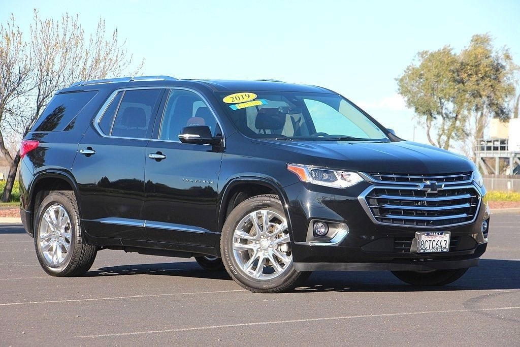 New 2019 Chevrolet Traverse For Sale | Tracy CA | VIN