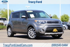 Used 2018 Kia Soul + Hatchback for sale in Tracy, CA