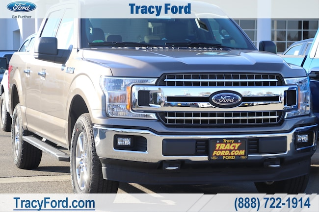 New 2019 Ford F-150 XLT Truck SuperCrew Cab for sale in Tracy, CA