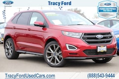 Used 2016 Ford Edge Sport SUV for sale in Tracy, CA