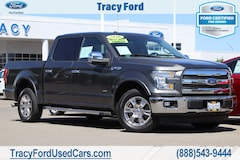 2016 Ford F-150 XLT Truck SuperCrew Cab For Sale In Tracy, CA