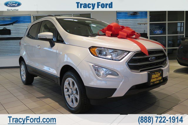 2018 Ford EcoSport SE SUV For Sale In Tracy, CA