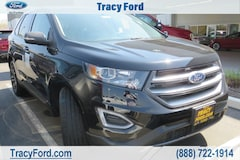 New 2018 Ford Edge SEL SUV for sale in Tracy, CA