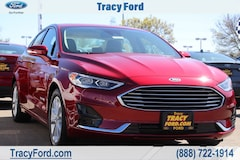 New 2019 Ford Fusion Hybrid SEL Sedan for sale in Tracy, CA