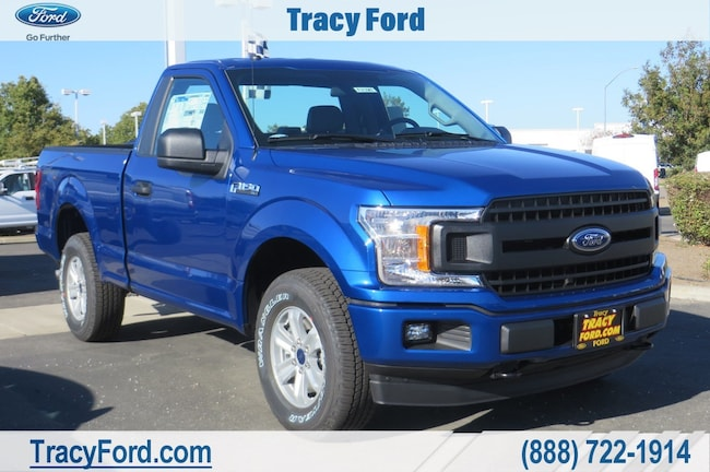 New 2018 Ford F-150 XL Truck Regular Cab for sale in Tracy, CA