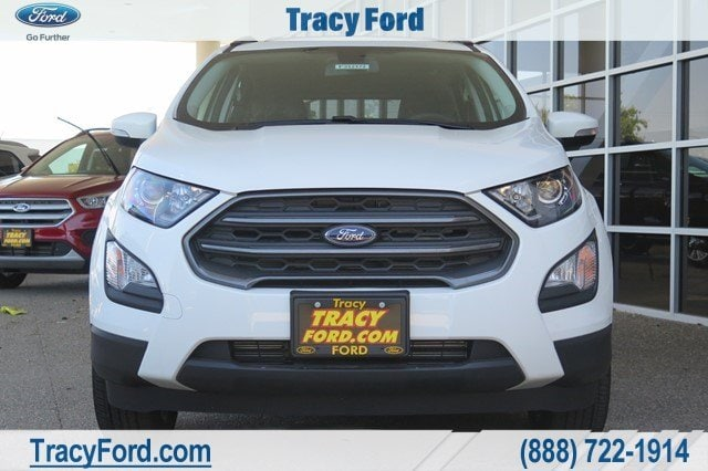 2018 Ford EcoSport SES SUV For Sale In Tracy, CA
