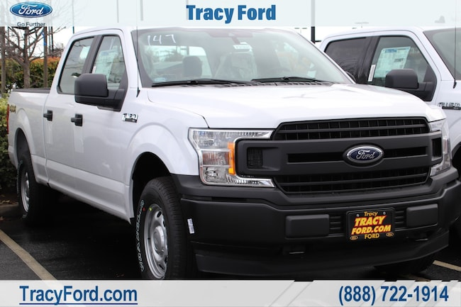 New 2019 Ford F-150 XL Truck SuperCrew Cab for sale in Tracy, CA