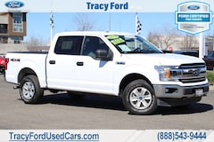 2018 Ford F-150 Truck SuperCrew Cab For Sale In Tracy, CA