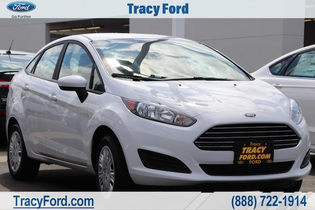 New 2019 Ford Fiesta S Sedan for sale in Tracy, CA