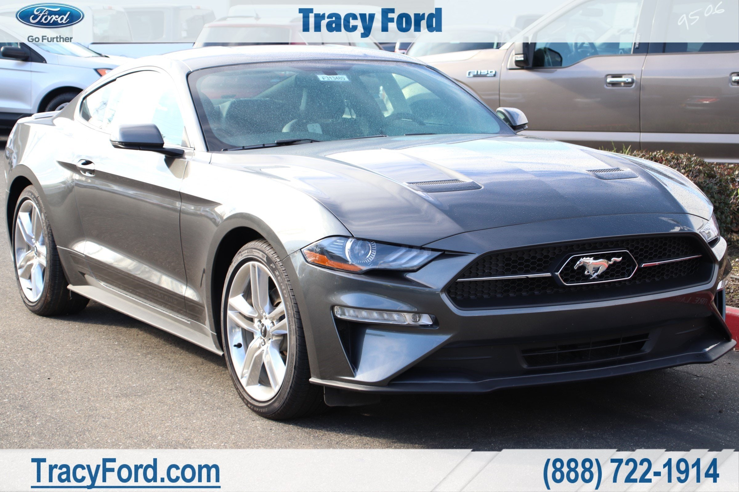 2019 ford mustang coupe i 4 cyl in tracy ca