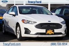 New 2019 Ford Fusion Hybrid SE Sedan for sale in Tracy, CA