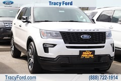 2019 Ford Explorer Sport SUV For Sale In Tracy, CA