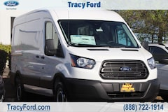 New 2019 Ford Transit-250 Base w/Sliding Pass-Side Cargo Door Van Medium Roof Cargo Van for sale in Tracy, CA