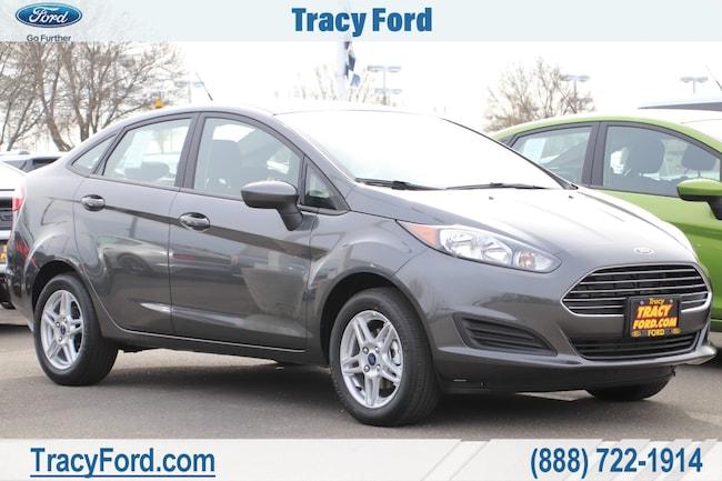New 2019 Ford Fiesta SE Sedan for sale in Tracy, CA