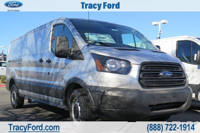 2017 Ford Transit-250 w/Sliding Pass-Side Cargo-Door Van Low Roof Cargo Van