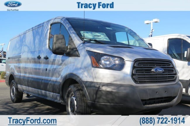 New 2017 Ford Transit-250 w/Sliding Pass-Side Cargo-Door Van Low Roof Cargo Van for sale in Tracy, CA