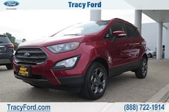 New 2018 Ford EcoSport SES SUV for sale in Tracy, CA