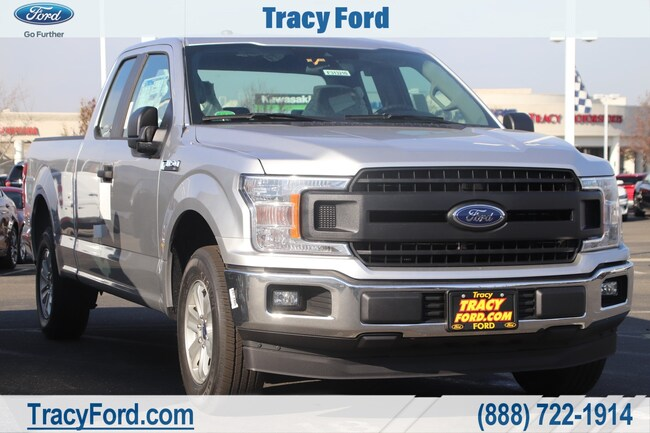New 2019 Ford F-150 XL Truck SuperCab Styleside for sale in Tracy, CA