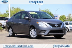 Used 2017 Nissan Versa 1.6 SV Sedan for sale in Tracy, CA