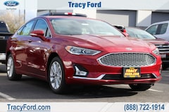 New 2019 Ford Fusion Energi Titanium Sedan for sale in Tracy, CA