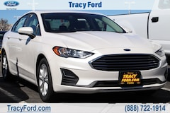 New 2019 Ford Fusion SE Sedan for sale in Tracy, CA
