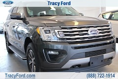 New 2019 Ford Expedition Max XLT SUV for sale in Tracy, CA