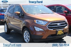 New 2018 Ford EcoSport SE SUV for sale in Tracy, CA