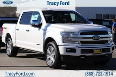 New 2019 Ford F-150 Platinum Truck SuperCrew Cab for sale in Tracy, CA