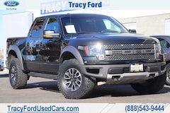 2012 Ford F-150 SVT Raptor Truck SuperCrew Cab For Sale In Tracy, CA