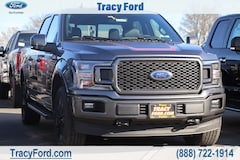 New 2019 Ford F-150 Lariat Truck SuperCrew Cab for sale in Tracy, CA