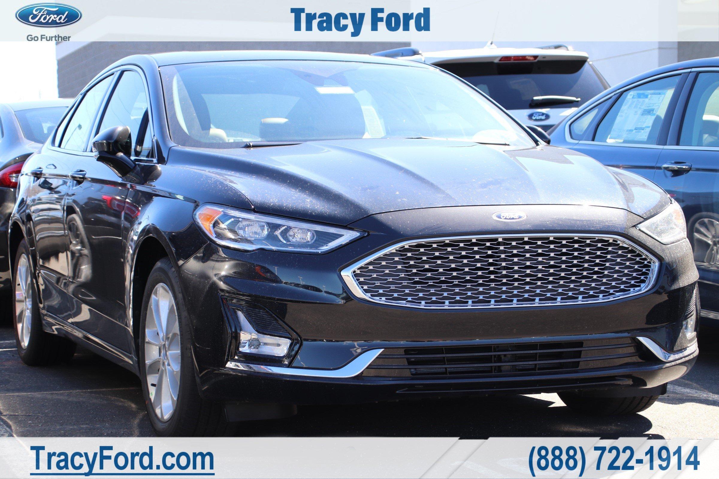 Featured New 2019 Ford Fusion Energi Titanium Sedan for Sale in Tracy, CA