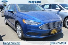 New 2018 Ford Fusion Hybrid S Sedan for sale in Tracy, CA