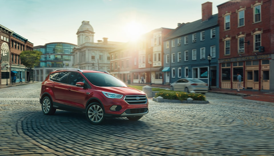 Stop By Tracy Langston Ford To See How Else The Ford Escape Shines