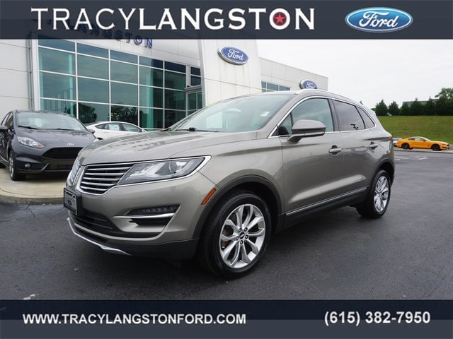 Used 2016 Lincoln MKC Select SUV For Sale in Springfield, TN