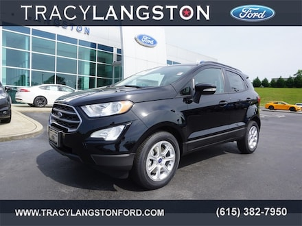 2019 Ford EcoSport SE SUV For Sale in Springfield, TN