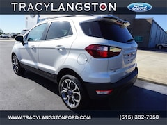 Used 2019 Ford EcoSport SES SUV for Sale in Springfield, TN