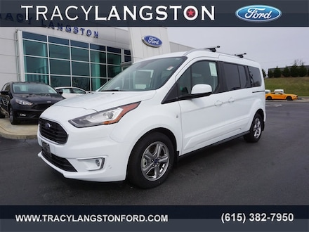 2019 Ford Transit Connect Titanium Wagon For Sale in Springfield, TN
