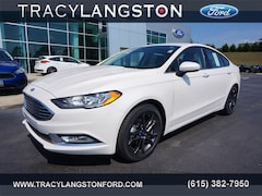 2018 Ford Fusion SE Sedan For Sale in Springfield, TN
