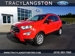 Used 2018 Ford EcoSport SE SUV for Sale in Springfield, TN