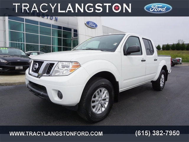 Used 2016 Nissan Frontier SV Truck For Sale in Springfield, TN